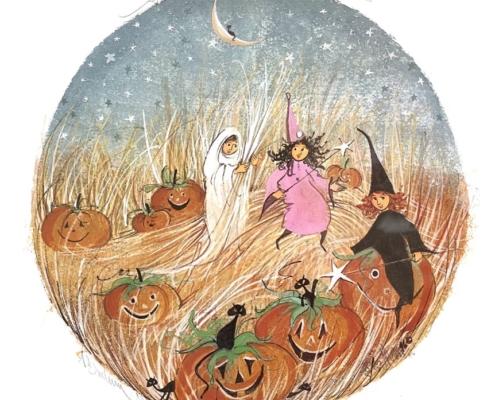 p-buckley-moss-autumn-harvest-art-print