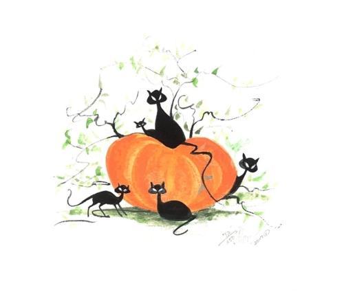 p-buckley-moss-black-cat-ball-art-print