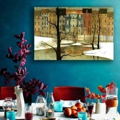 PBuckleyMoss-Waynesville-Ohio-CanadaGooseGallery-Art-Artist-LimitedEdition-Print-town-BeautyOnTheRow-CanadaGooseGallery