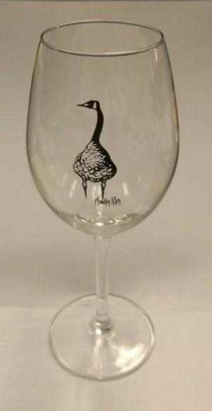 pbuckleymoss-gifts-collectable-wine-glass-CanadaGooseGallery-Waynesville-Ohio