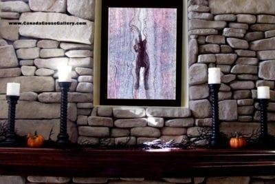 PBuckleyMoss-Waynesville-Ohio-CanadaGooseGallery-Art-Artist-LimitedEdition-Print-BlackCat-Cat-Halloween-Home-Decorating