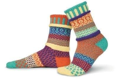 Solmate Dawn Crew Sock