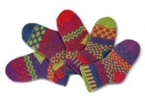 Solmate Dragonfly Baby Socks