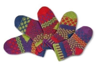 Solmate Dragonfly Baby Socks