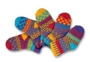 Solmate Firefly Baby Socks