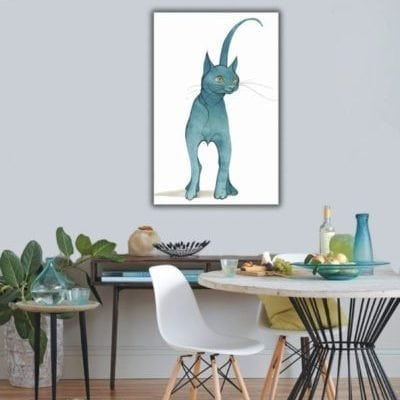 Home Decor Dining Turquoise