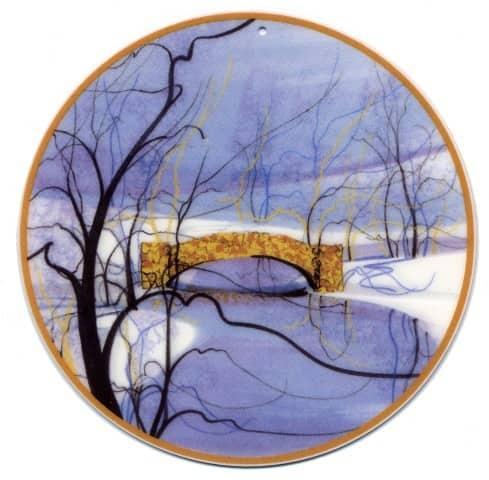 CanadaGooseGallery-Waynesville-Ohio-buckleymoss-ornament-limitededition-bridge