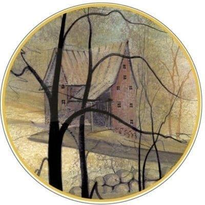 TheLodge-pbuckleymoss-ornament-limitededition-lodge