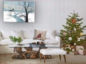 BleddesPeace-Pillow-WinterTogether-pbuckleymoss-prints-remarque-limitededition-pillow-decorate
