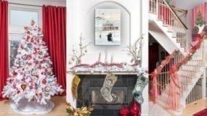 PBuckleyMoss-Waynesville-Ohio-CanadaGooseGallery-Art-Artist-LimitedEdition-Print-Christmas-Stocking-Decorating-Holiday