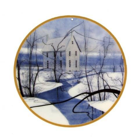 BlessedWinter-CanadaGooseGallery-WaynesvilleOhio-pbuckleymoss-ornament-limitededition-winter