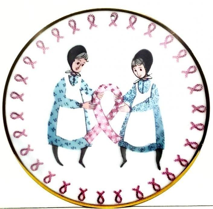 TogetherInHope-CanadaGooseGallery-Waynesville-Ohio-pbuckleymoss-ornament-limitededition-breast-cancer