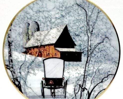 SnowyRide-pbuckleymoss-ornament-limitededition-winter