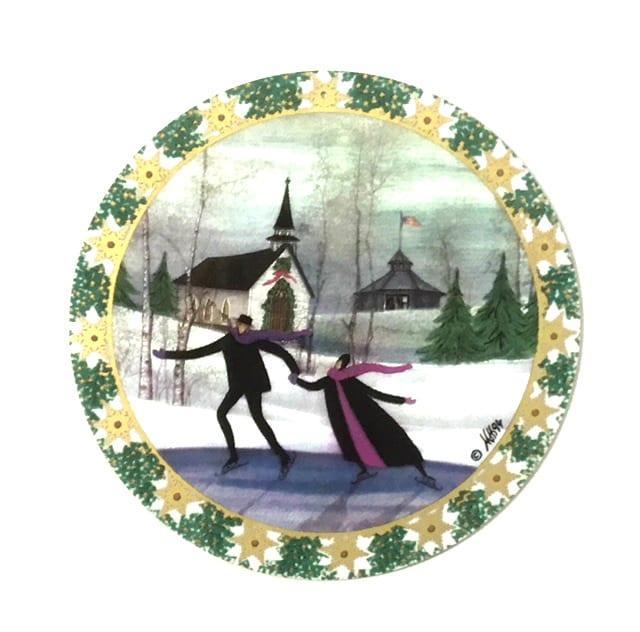 christmas-skaters-p-buckley-moss-ornament