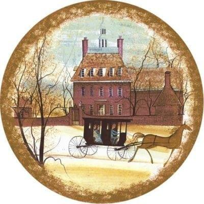 GovernorsPalace-pbuckleymoss-ornament-limitededition-Virginia-governor-palace