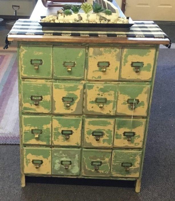 Antiques-WaynesvilleOhio-BrassLantern-paintedfurniture-furniture