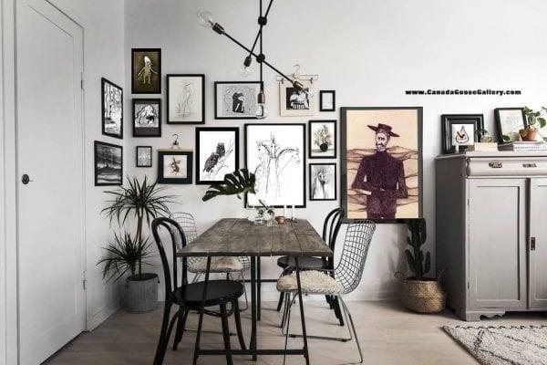 CanadaGooseGallery-WaynesvilleOhio-pbuckleymoss-etching-limitededition-prints-hanging-framiong-home-decor-gallery-wall