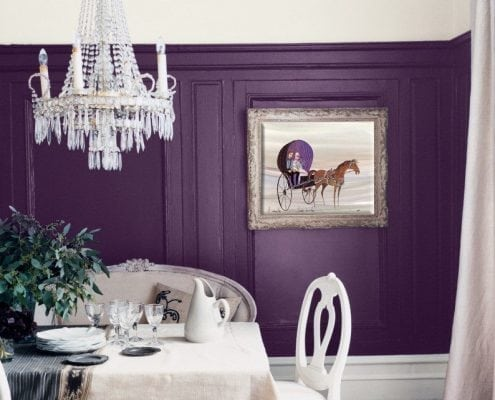 CanadaGooseGallery-WaynesvilleOhio-pbuckleymoss-print-limitededition-buggy-dining-room-decorate-Home Decor
