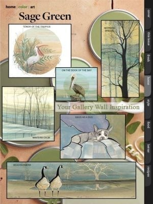 CanadaGooseGallery-WaynesvilleOhio-PbuckleyMoss-color-sage-HomeDecor