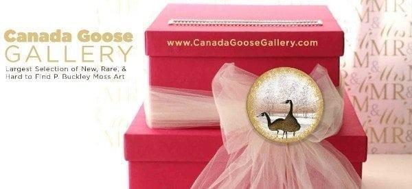 CanadaGooseGallery-WaynesvilleOhio-GiftWrap-Ornament-Pbuckleymoss-LovesDuet-art