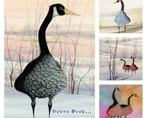 PBuckleyMoss-Waynesville-Ohio-CanadaGooseGallery-Art-Artist-LimitedEditiondustyblue-color-pbuckleymoss-homedecor