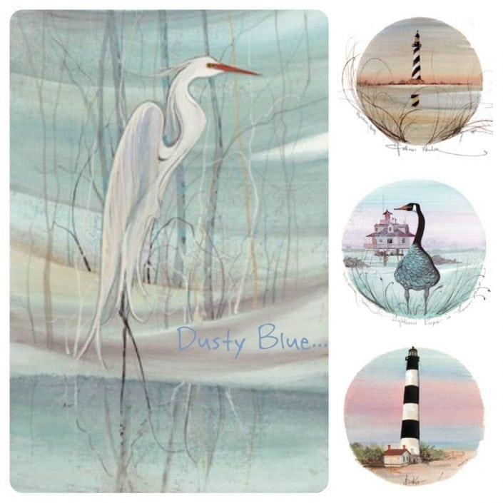CanadaGooseGallery-WaynesvilleOhio-dustyblue-color-homedecor-pbuckleymoss-Crane-Lighthouse-Goose