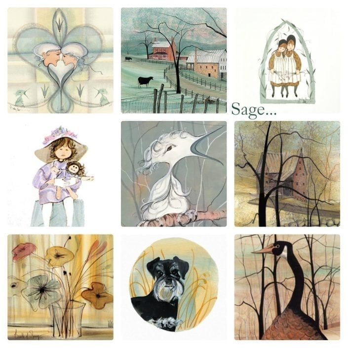 CanadaGooseGallery-Waynesville-Ohio-artcollage-sage-homedecor-pbuckleymoss-dog-bird