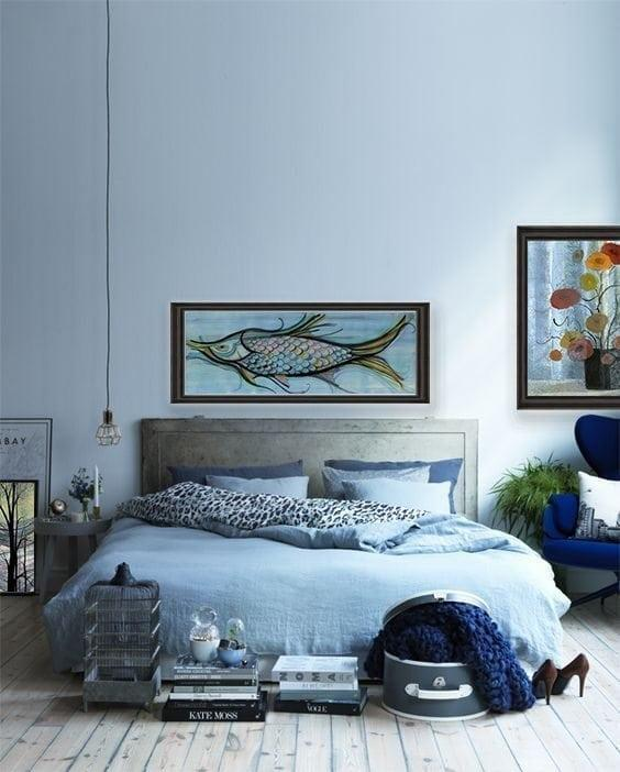 Dustyblue Bedroom Color Pbuckleymoss Limitededition