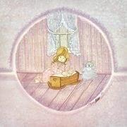 Amyscradle-Limitededition-print-pbuckleymoss-rare