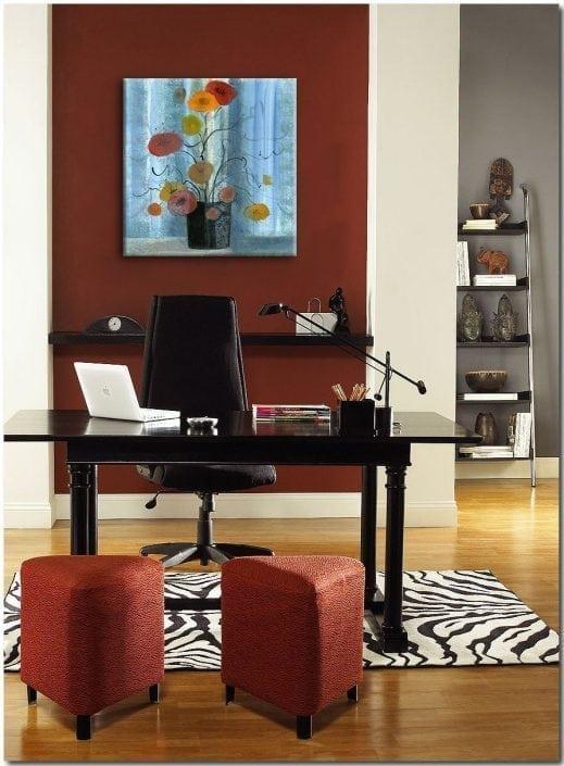 Homeinterior-art-PBuckleyMoss-art-Caliente-limitededition-Brightening-the-day