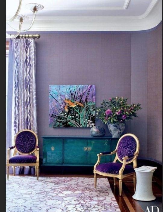 CanadaGooseGallery-Waynesville-Ohio-Art-interiordesign-Pbuckleymoss-homedecor-decorate-violet-coloroftheyear