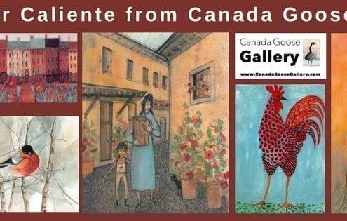 CanadaGooseGallery-Waynesville-Ohio-Homeinterior-art-PBuckleyMoss-art-Caliente-limitededition