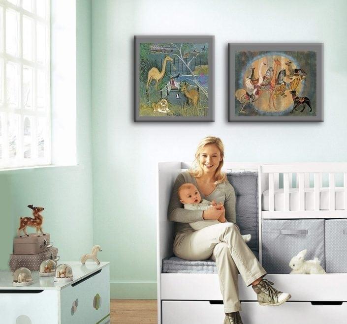 Zoo-Animals-nursery-interiordesign-pbuckleymoss-art-limitededition-prints