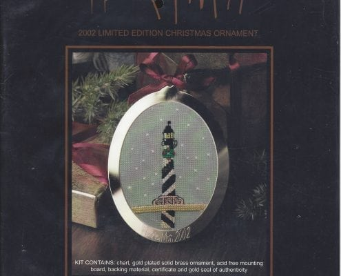 CanadaGooseGallery-Waynesville-Ohio-LimitedEdition-CrossStitch-Pattern-PBuckleyMoss-Rare-Christmas