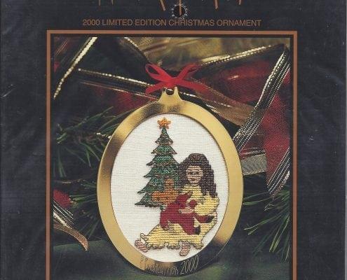 LimitedEdition-CrossStitch-Pattern-PBuckleyMoss-Rare-Christmas