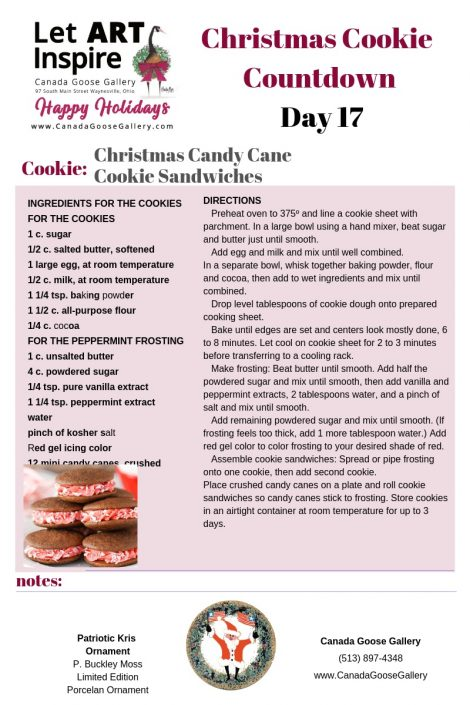 Cookie-Christmas-PBuckleyMoss-Ornament