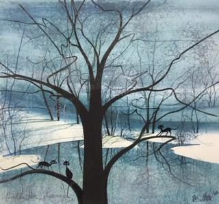CanadaGooseGallery-Waynesville-Ohio-Remarque-Art-Artist-PBuckleyMoss-Print-LimitedEdition-CanadaGooseGallery-Waynesville-Ohio