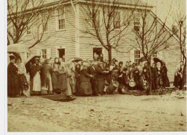 Prohibition in Waynesville Ohio