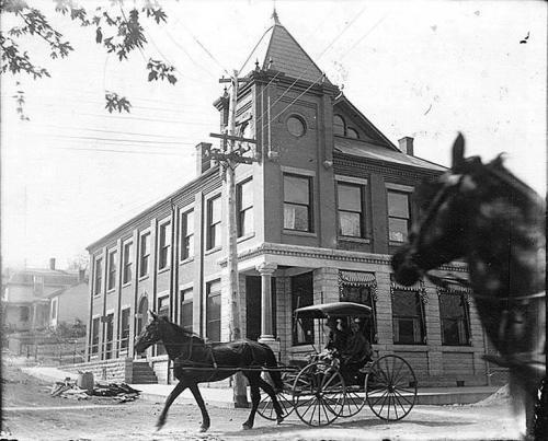 Waynesville Bank early 1900's