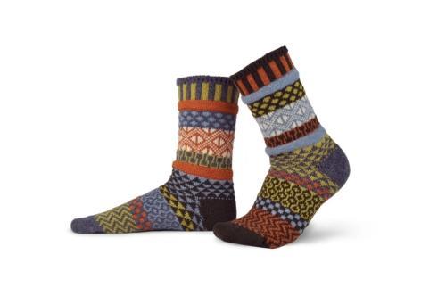 Solmate Ponderosa Wool Blend Socks.