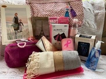 2021 Breast Cancer Support Basket Raffle