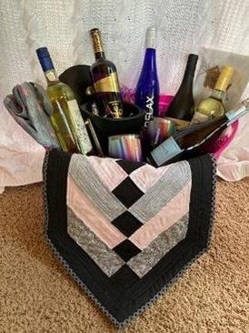 Breast Cancer Support Raffle Basket